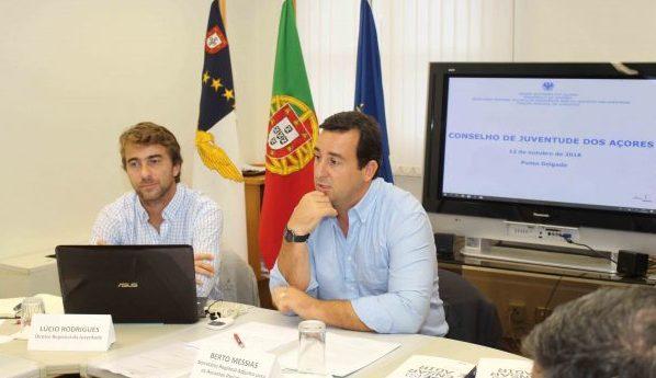 Berto Messias anuncia novo programa de mobilidade 'Bento de Góis', que reforça apoios e abrange mais jovens Açorianos