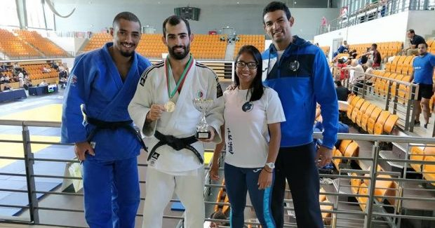 André Soares conquista o Ouro na Taça Internacional Kiyoshi Kobayashi
