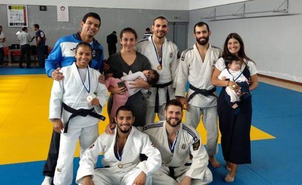 Campeonato Regional de Seniores – Domingo de Ouro para o Judo Clube São Jorge