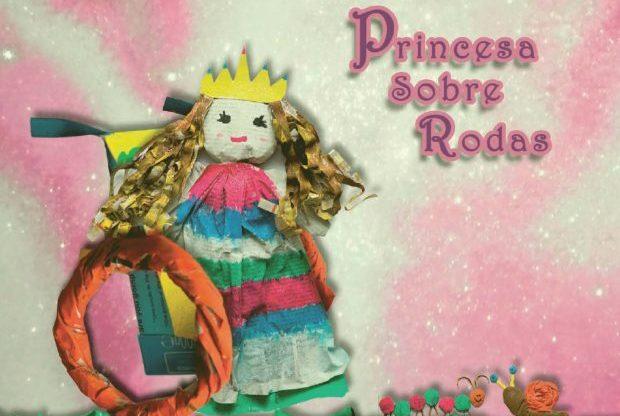 """Museu Francisco de Lacerda promove lançamento do livro """"Princesa sobre Rodas"""""""