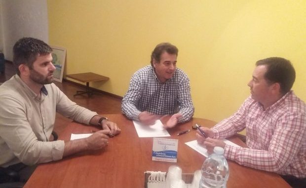 Deputado Jorge Paiva reúne com empresários jorgenses no âmbito do Plano e Orçamento 2019
