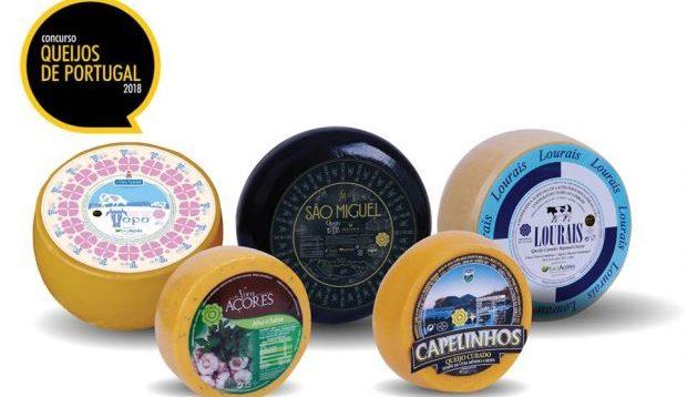 Governo Regional congratula-se com bons resultados dos queijos dos Açores no Concurso Nacional 2018 – Lourais e Topo recebem Menção Honrosa