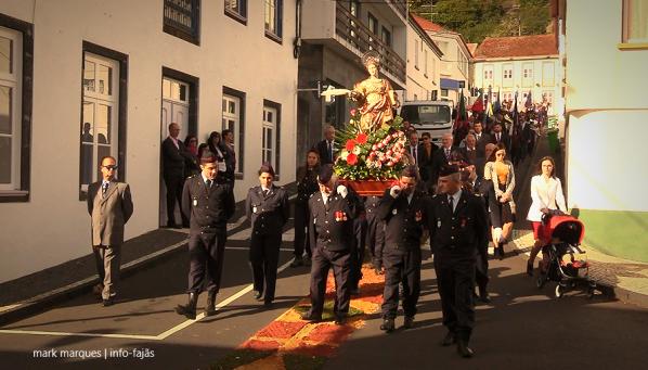 Celebrou-se este domingo, 25 de novembro, o Dia da Padroeira Santa Catarina – Dia Maior do Concelho da Calheta (c/áudio)
