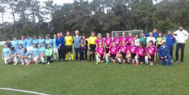 Futebol Feminino arranca em São Jorge