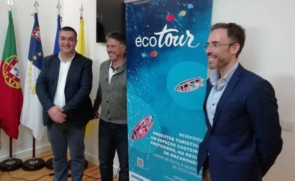 """""""São Jorge tem grade potencial para o Ecoturismo"""", diz Presidente da Associação Regional do Turismo (c/áudio)"""