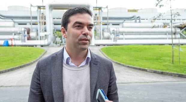 """""""Grupo Parlamentar do PS Açores quer administração pública a dar o exemplo em termos de eficiência energética"""" adianta André Rodrigues"""