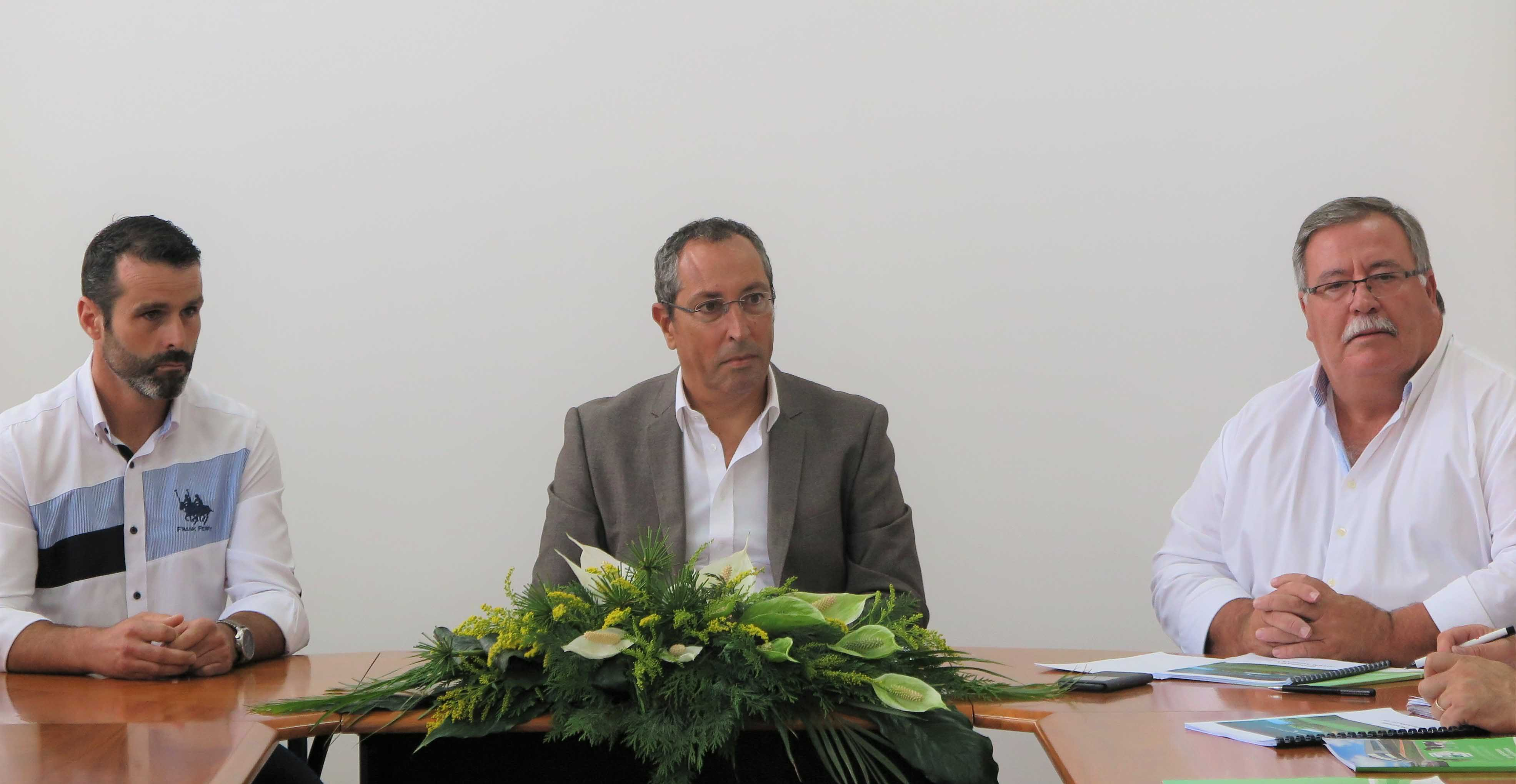 Programa Jovem Agricultor visa garantir a sustentabilidade futura da agricultura nos Açores, afirma João Ponte