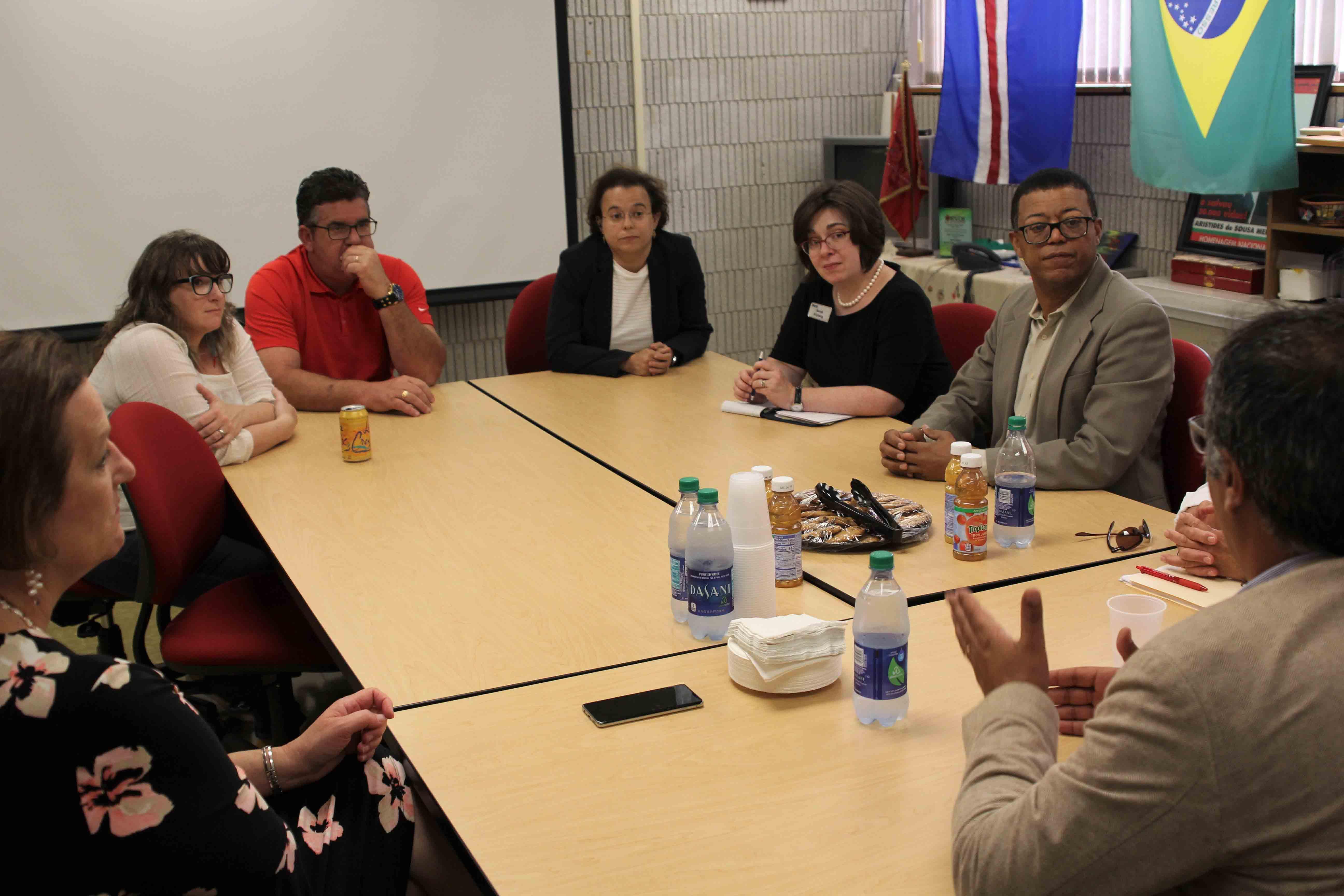 Diretor Regional das Comunidades enaltece trabalho de promoção e divulgação da Língua Portuguesa nos EUA