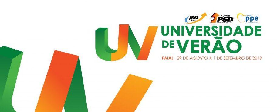 Universidade de Verão da JSD/Açores arranca esta quinta-feira no Faial