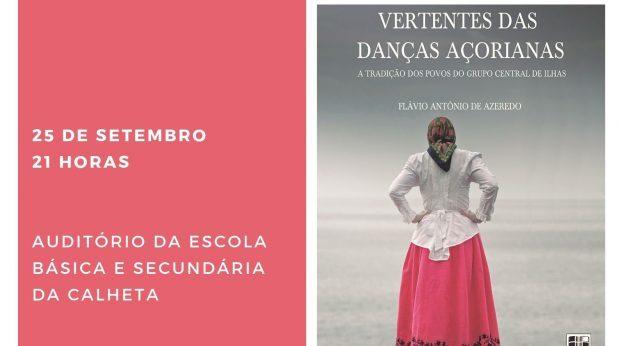 """Museu Francisco de Lacerda promove a apresentação dos livros """"Herança Açoriana nas Danças Tradicionais do Rio Grande do Sul"""" e """"Vertentes das Danças Açorianas"""""""