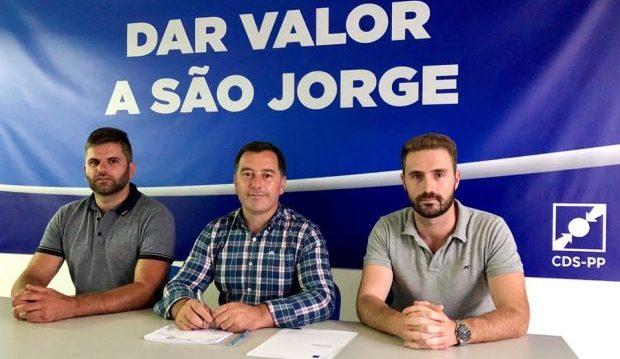 Estruturas eleitas do CDS-PP na ilha de São Jorge condenam a forma como a lista de candidatos à Assembleia da República foi elaborada