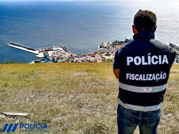27 estabelecimentos de São Jorge fiscalizados e 65 infrações apuradas em ação de fiscalização da PSP