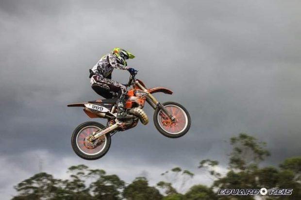 Motocross – Piloto jorgense Rui Bettencourt é campeão regional de MX1 e Tobias Vieira vice-campeão