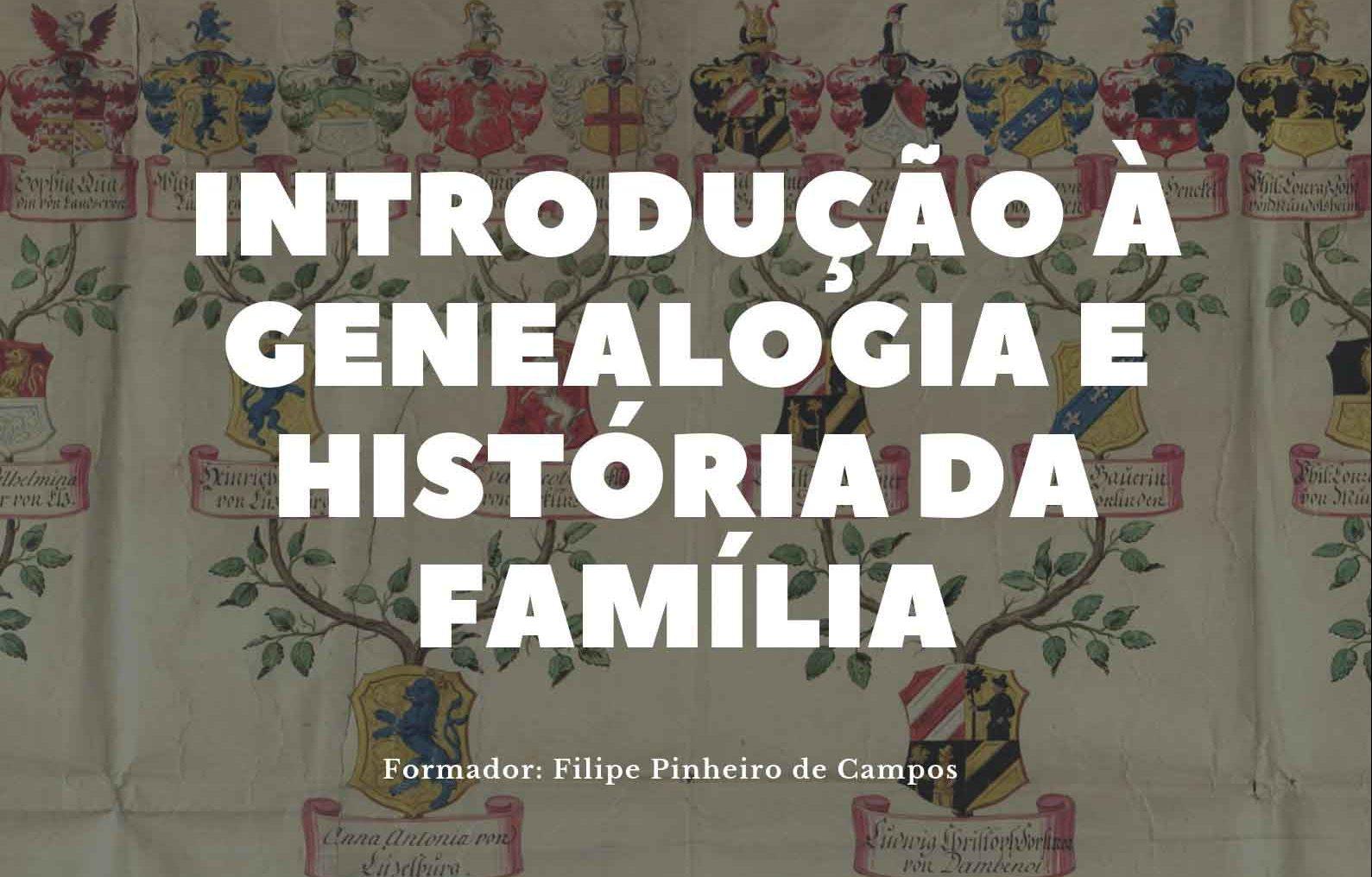 Museu Francisco de Lacerda promove Curso de Introdução à Genealogia e História da Família