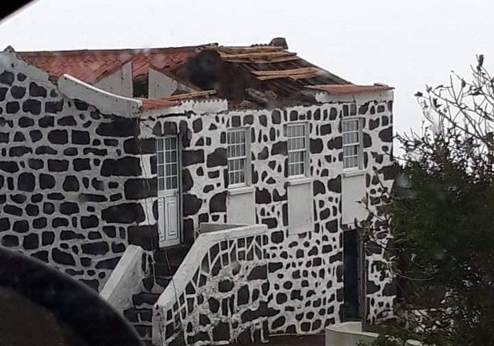 Assegurado realojamento e apoio de emergência às famílias afetadas pelo mau tempo – quatro pessoas realojadas em São Jorge