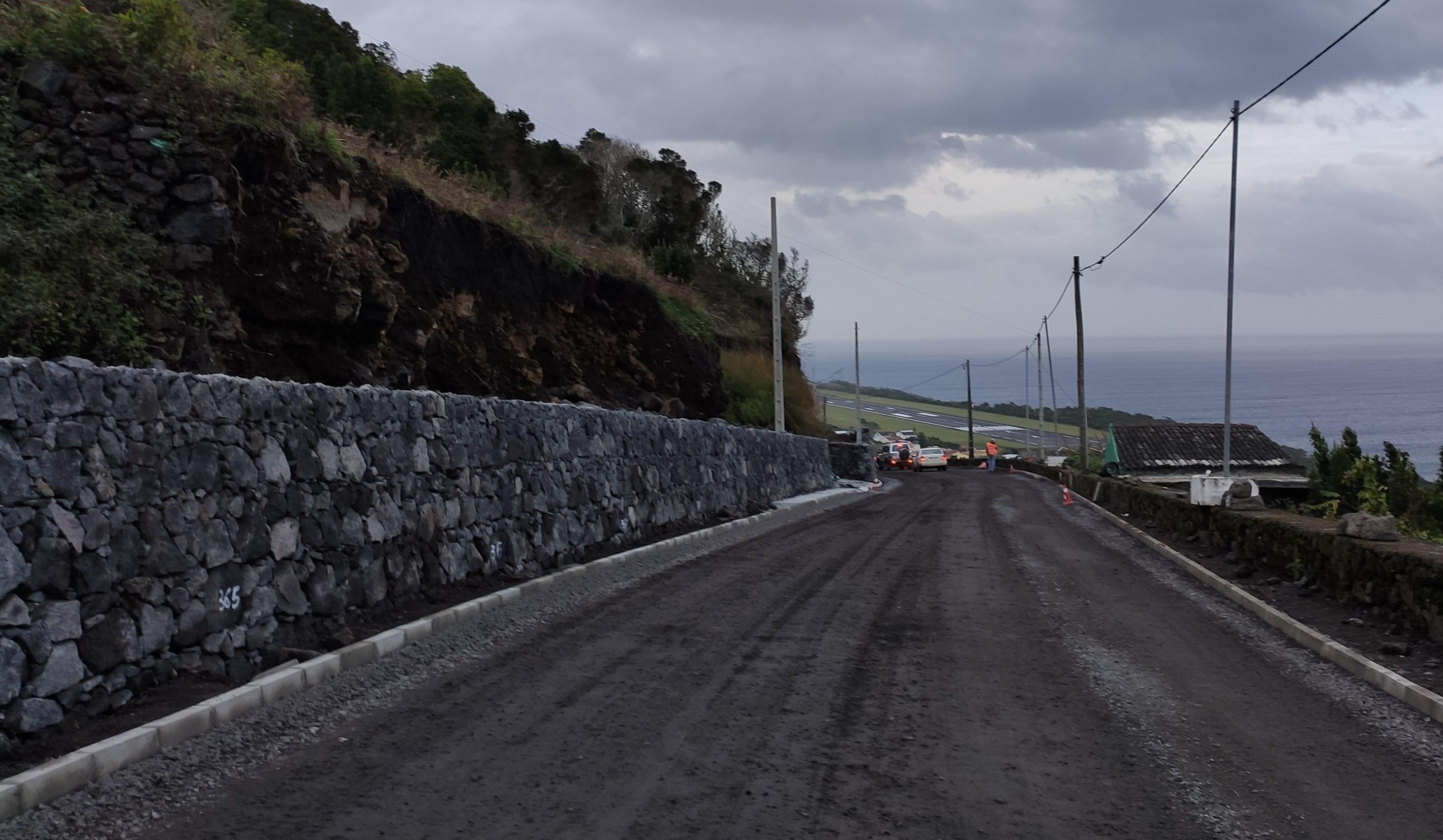 CDS-PP/Açores questiona Governo Regional sobre a obra de reabilitação e beneficiação da estrada entre a Ribeira do Almeida e o Aeroporto na ilha de São Jorge