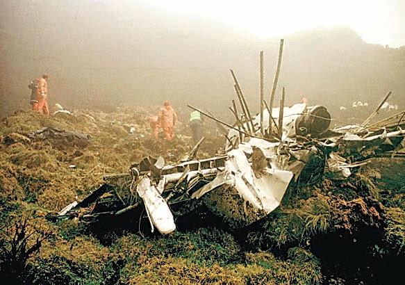Há 20 anos o Pico da Esperança foi a última paragem do voo SP530