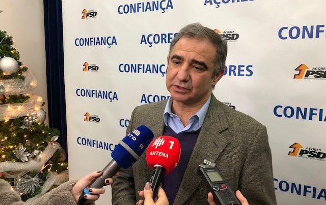 José Manuel Bolieiro eleito líder do PSD/Açores com 98,5% dos votos