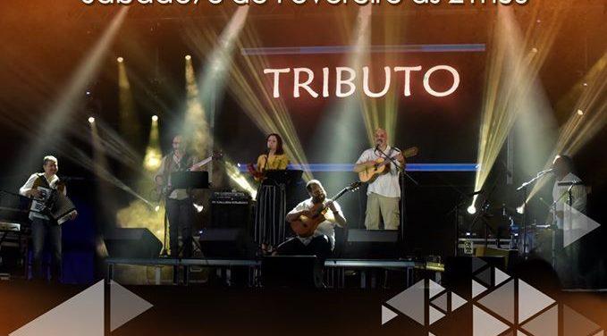 """Auditório Municipal das Velas recebe este sábado Banda """"Tributo"""" – Banda está a preparar um concerto diferente com a gravação de um novo CD para breve (c/áudio)"""