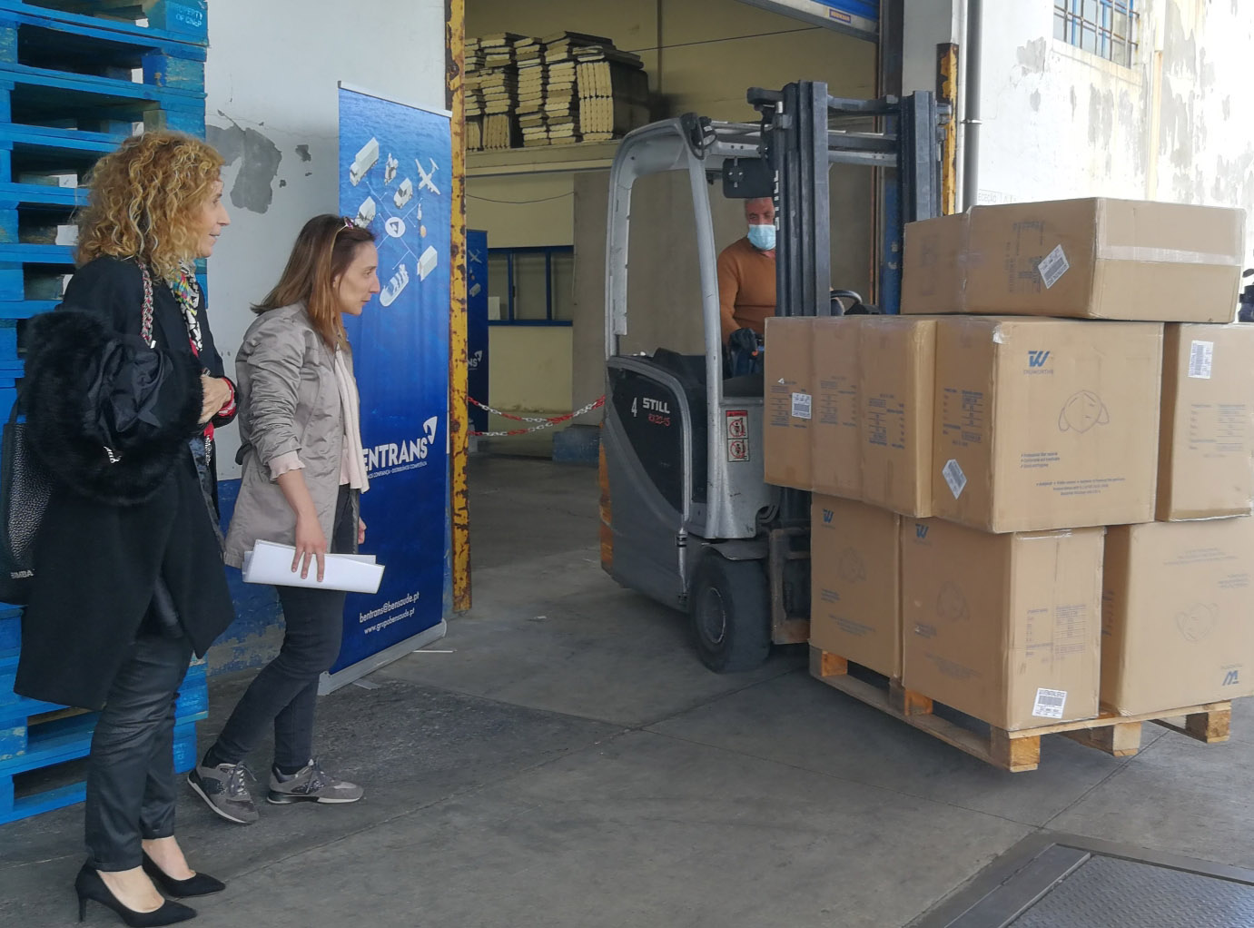 Governo dos Açores garante equipamentos de proteção individual para segurança de profissionais e utentes do Serviço Regional de Saúde