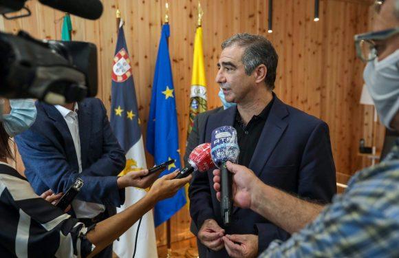 """Bolieiro quer regime de cooperação com as freguesias """"transparente e reforçado"""""""
