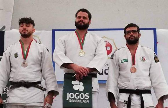 Tiago Rodrigues sagra-se Campeão Nacional de Judo pela 12ª vez.