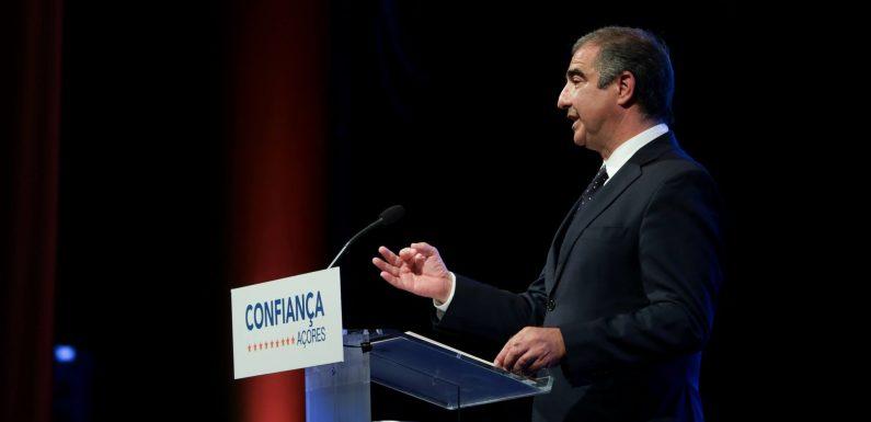 José Manuel Bolieiro indigitado como novo presidente do Governo Regional