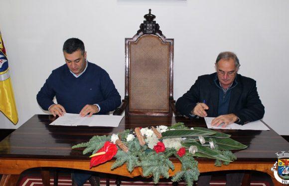 Município de Velas a Associação Humanitária dos Bombeiros assinam protocolo
