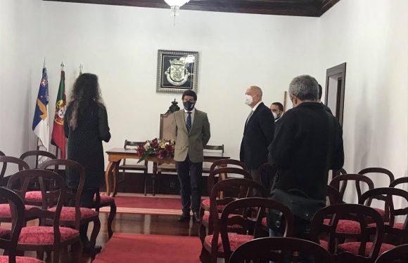 Líder do CDS-PP visita a ilha de São Jorge