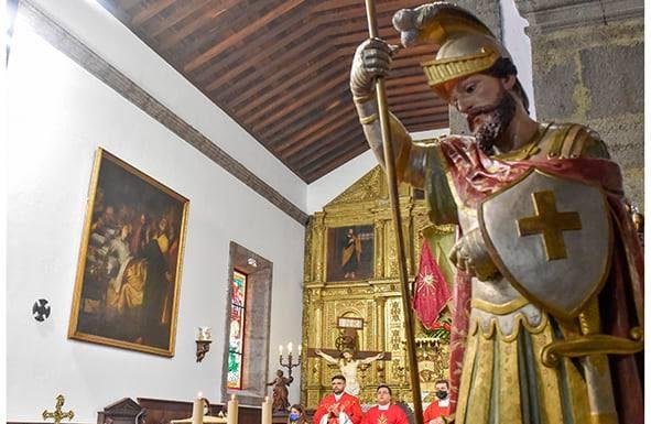 Comemorações do Dia de São Jorge na Vila das Velas