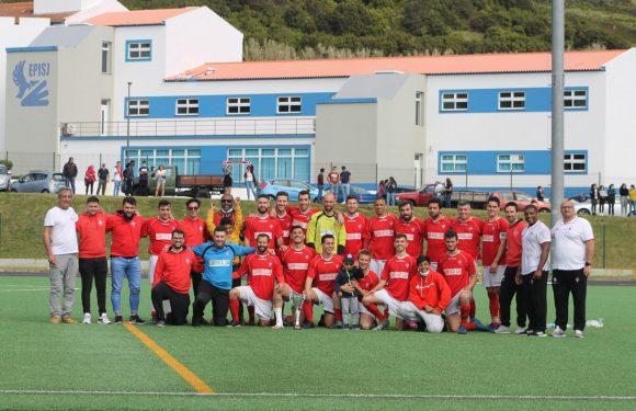 Disputa de Super-Taça do Triângulo entre Pico e São Jorge
