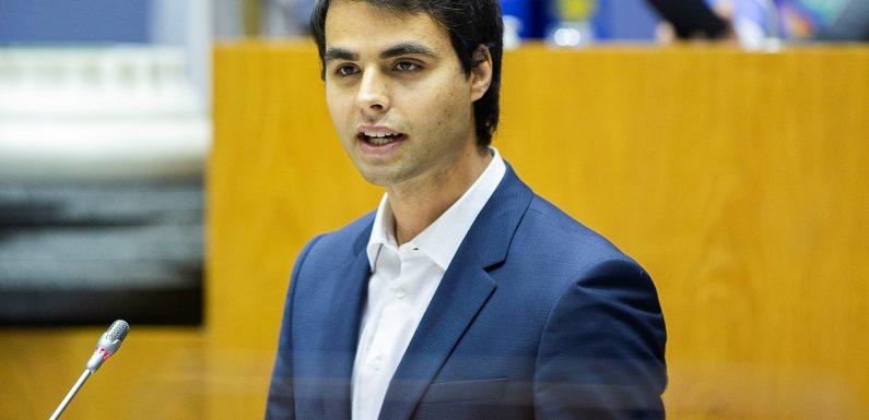 Vílson Ponte Gomes leva Emprego Jovem ao Parlamento