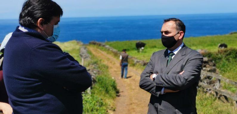 António Ventura apela aos agricultores para aderirem ao seguro agrícola