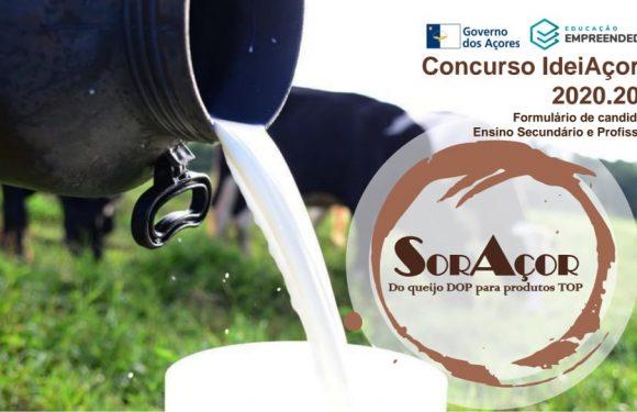 """Grupo de alunos da Escola Básica e Secundária de Velas vence Concurso Regional """"IdeiAçores"""""""