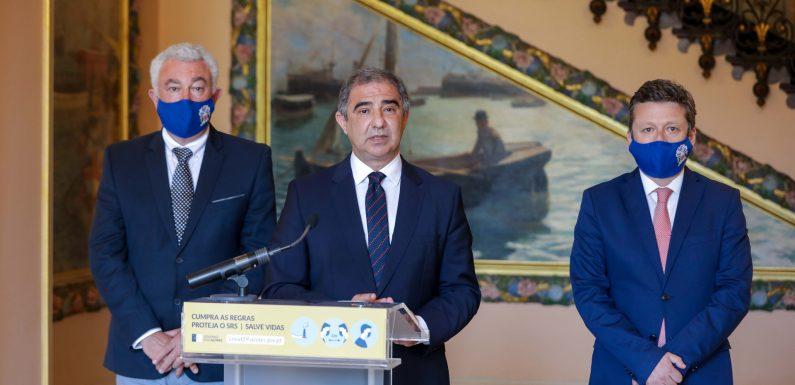 Vacinação avança nos Açores e expetativa é ter Região com imunidade em julho, diz Presidente do Governo