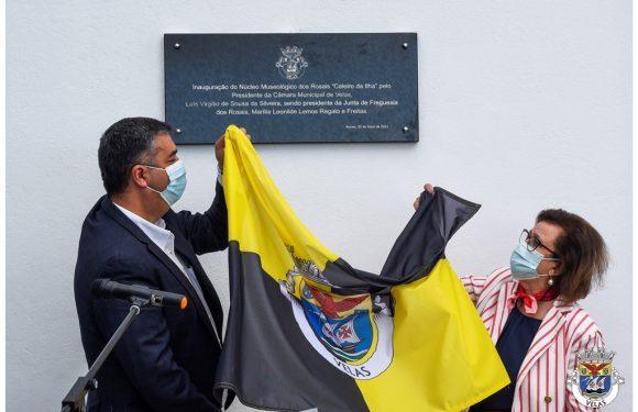 """Inaugurado o Núcleo Museológico """"Rosais, Celeiro da Ilha"""" (Com Áudio)"""