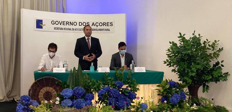 António Ventura destaca papel dos Serviços de Agricultura na Região na formação dos jovens