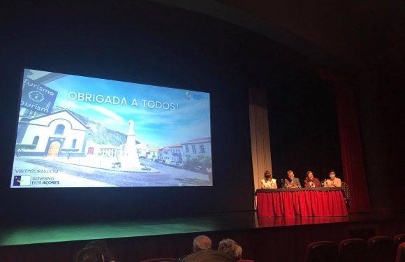 """Apresentação Pública do Projeto Jorgense """"Informação Turística em QR Code"""""""