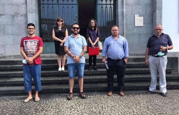CDU São Jorge apresenta candidaturas no Concelho de Velas e Concelho da Calheta (c/áudio)