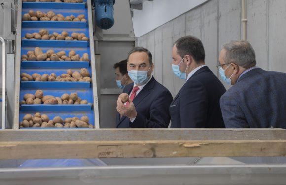 """""""Açores Bio 21 – 1º Fórum da Agropecuária Biológica"""" quer continuar a promover setor agropecuário biológico Açoriano, diz António Ventura"""