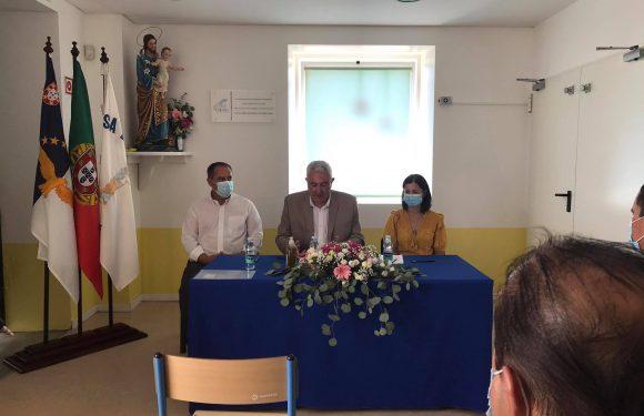 Vice-presidência do Governo Regional visita Casa da Providência de São José na Vila da Calheta (c/ áudio)