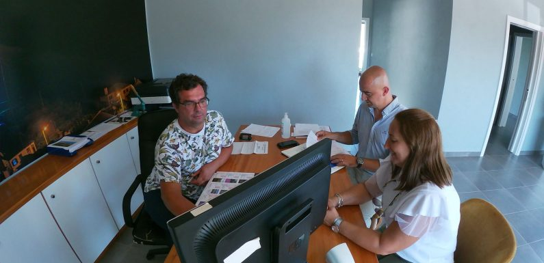 Candidato do Partido Socialista à Câmara Municipal da Calheta visita Juntas de Freguesia de Topo e Santo Antão (c/ áudio)