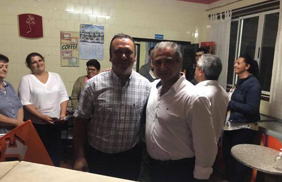 Ação de Campanha PSD na Ilha de São Jorge com a presença do Líder Regional, José Manuel Bolieiro (c/áudio)