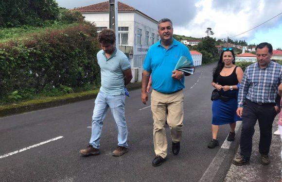 Campanha Eleitoral CDS-PP em Santo António, Freguesia do Norte Grande (c/ áudio)