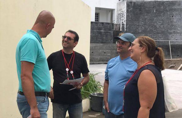 Campanha Eleitoral – PS na Vila da Calheta contou com a presença da Vice-Presidente do Partido Socialista nos Açores, Andreia Cardoso (c/áudio)