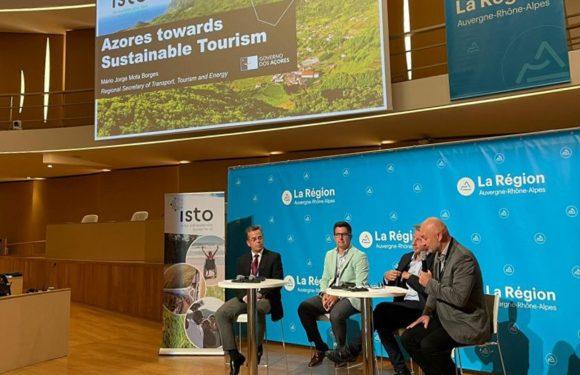 Mário Mota Borges reitera compromisso dos Açores com turismo sustentável