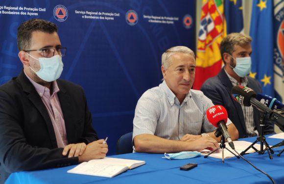 Proteção Civil dos Açores realiza exercício Touro 2021 de 22 a 24 de outubro em São Jorge