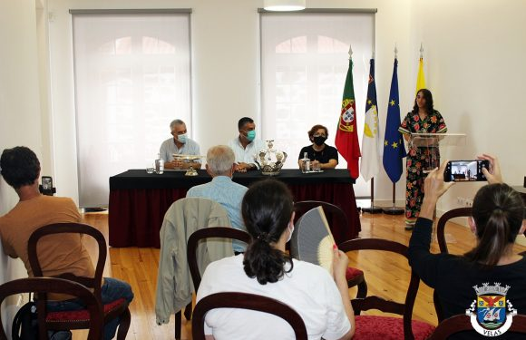 "Casa Museu Cunha da Silveira recebeu as VIII Jornadas ""Art'Ambiente"""