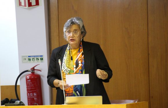 """""""GPPS continuará, como sempre, a apoiar medidas como o COMPAMID que beneficiam os nossos idosos"""", adianta Isabel Teixeira"""